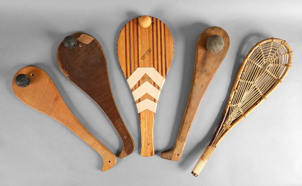 Instrument de pelote basque