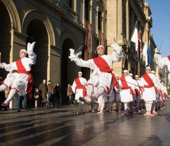 Chants et danse basque